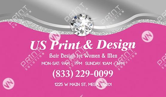 Other Businesses Vn Print Solution Nails Salon Printing Design